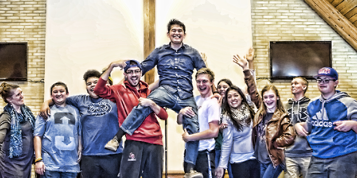 Wesley Church Youth